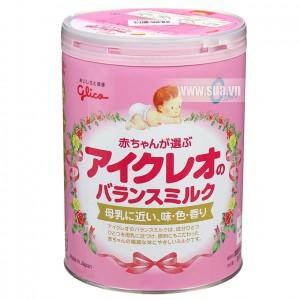 Sữa Glico Icreo số 0 320g