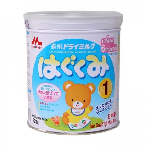 Sữa Morinaga số 1 320g