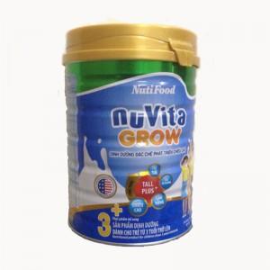 Sữa NuVita Grow 3+ 900g