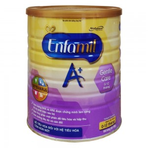 Sữa bột Enfamil Gentle care 800g (0-12)