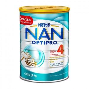 Sữa Nan optipro 4 800g
