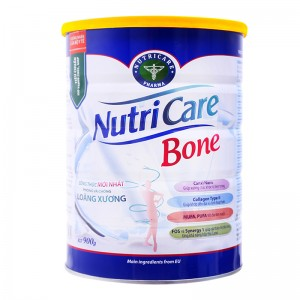 Sữa dinh dưỡng NutriCare Bone hộp 400g