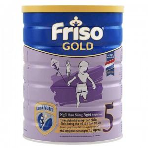 Sữa Friso Gold 5 1.5kg