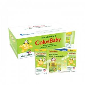 Sữa nước colosbaby 180ml