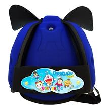 10 Nón bảo vệ đầu cho bé BabyGuard (Xanh Bích) logo Doremon 03