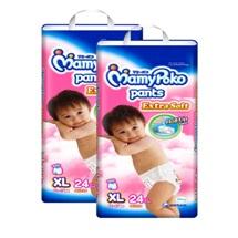 Bộ 2 tã quần Mamy poko XL24(boy)